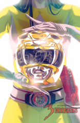 Mighty Morphin Power Rangers #44 Foil Cover