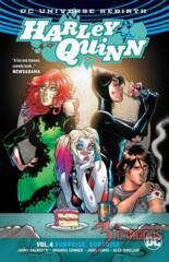 Harley Quinn TPB Vol 4: Suprise Suprise (Rebirth)