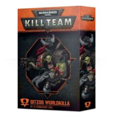 Kill Team: Gitzog Wurldkilla Ork Commander Set (FR)