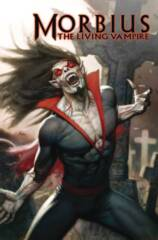 Morbius TPB Vol. 1: Old Wounds