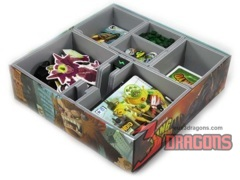 Folded Space: King of Tokyo
