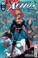 Action Comics #1033 Cvr A Daniel Sampere
