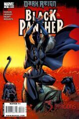 Black Panther #3 J. Scott Campbell Cover