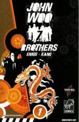 John Woo's Seven Brothers TPB Vol 1
