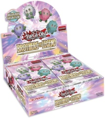 Brothers of Legend 2021 Booster Box