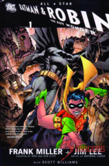 All Star Batman and Robin: The Boy Wonder TPB Vol 1
