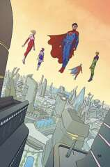 Legion Of Super Heroes #9 Andre Araujo Var Ed