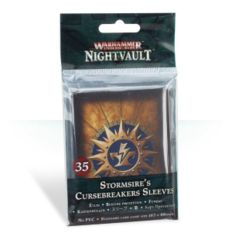 Warhammer Underworlds - Nightvault Stormsire's Cursebreakers Sleeves