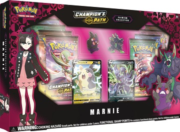 Champions Path Marnie Premium Collection