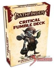 Pf 2E Cards: Critical Fumble Deck