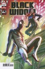 Black Widow #11 Edge Miles Morales 10Th Anniv Var