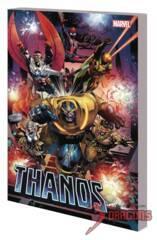 Thanos TPB Vol 2: God Quarry