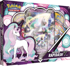 Galarian Rapidash V Box Set