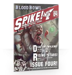 Blood Bowl - Spike! Journal Issue #4 (FR)