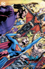 Legion Of Super Heroes Millennium #1 (Of 2) Var Ed (STL130223)