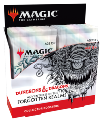 D&D Adventures in the Forgotten Realms - Collector Booster Box
