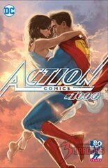 Action Comics #1000 Kaare Andrews Exclusive Variant
