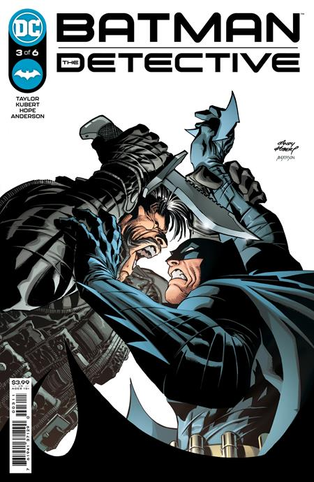 Batman The Detective #3 (Of 6) Cvr A Andy Kubert