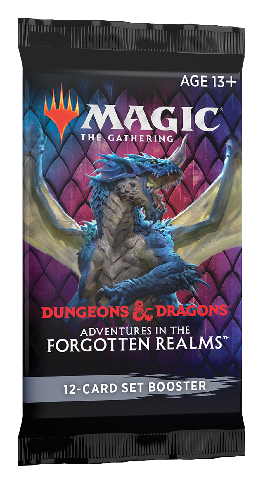 D&D Adventures in the Forgotten Realms - Set Booster Pack