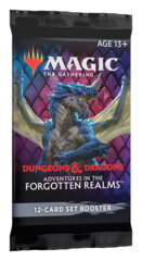 D&D Adventures in the Forgotten Realms Set Booster Pack