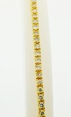 Diamond Tennis Bracelet in 14k Yellow Gold