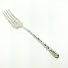 Towle Rambler Rose Sterling Salad Fork