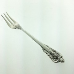 Wallace Grande Baroque Sterling Fish Fork