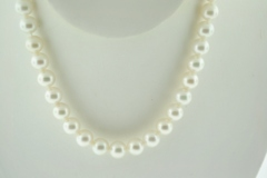 Cultured Pearl Strand Grade AAA, 17in.