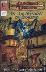 Dungeons & Dragons In The Shadow of Dragons 8 issue set