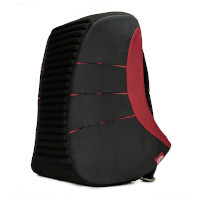 Ultimate Guard - 2020 Exclusive Ammonite Anti-Theft Backpack - Red