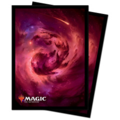 Ultra Pro - Magic The Gathering - Standard Deck Protectors Sleeves 100 Pack - Celestial Mountain