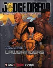 Judge Dredd The Mega City One Archives Volume 2 Lawbringers
