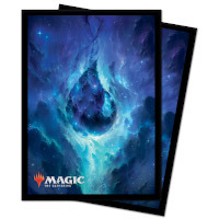 Ultra Pro - Magic The Gathering - Standard Deck Protectors Sleeves 100 Pack - Celestial Island