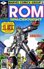 Rom Space Knight #1