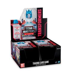 Transformers TCG Titan Masters Booster Box