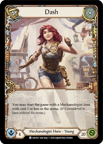 Dash / Crucible of Aetherweave - Unlimited Edition