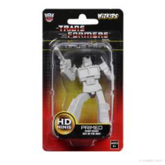 Transformers Unpainted Optimus Prime