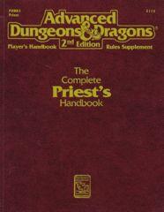 The Complete Priests Handbook