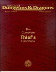 The Complete Thief's Handbook
