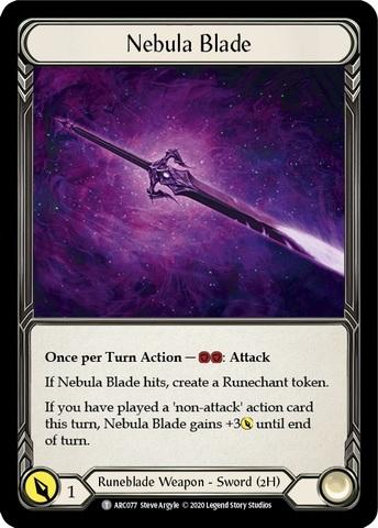 Azalea / Nebula Blade - Unlimited Edition
