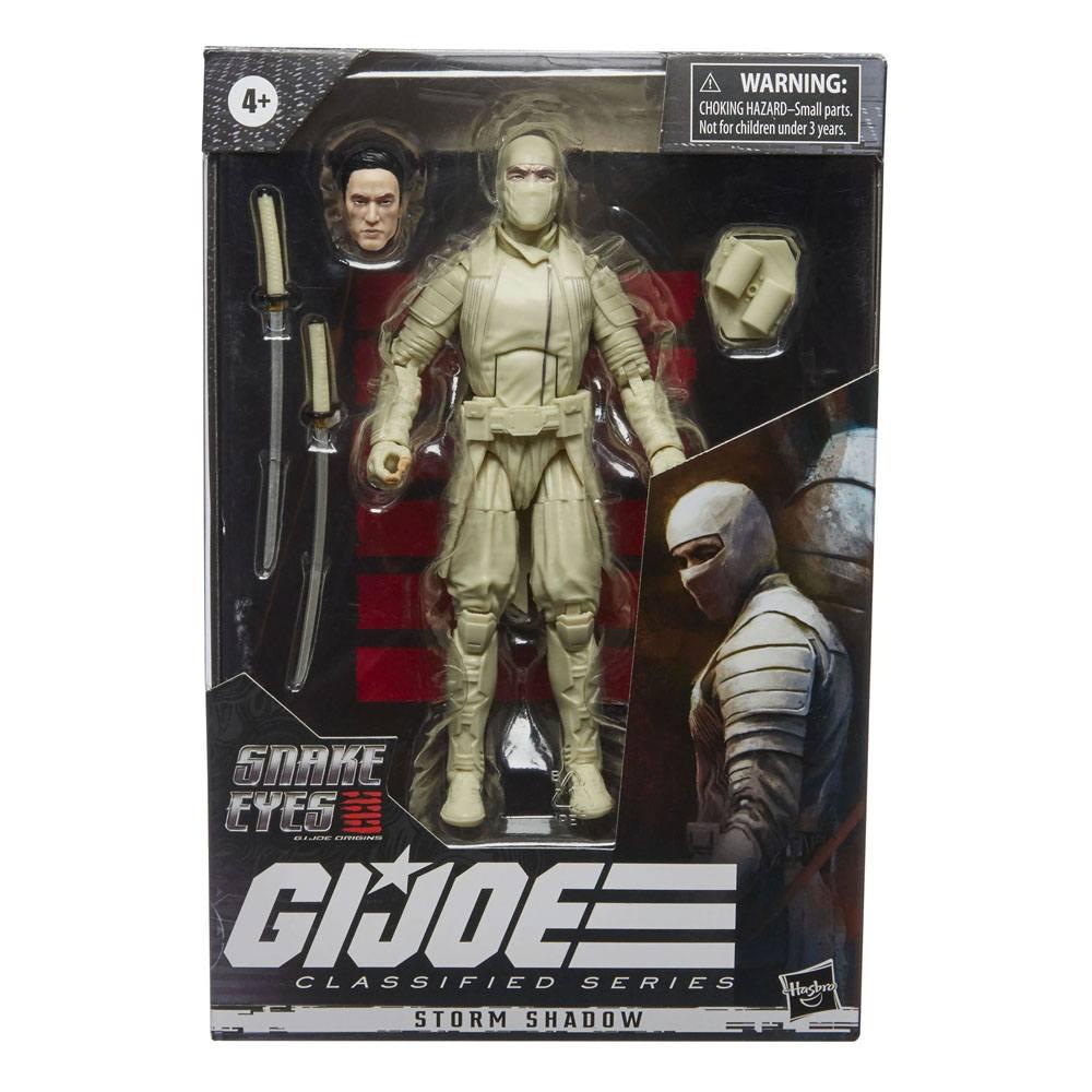 G.I. Joe Classified Series Snake Eyes: G.I. Joe Origins Action Figure Storm Shadow