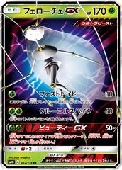 Pheromosa-GX - 012/114 - RR - GX Holo