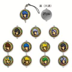 Genealogy of the Holy War: Interlinking Metal Charms - Seliph's Tale (Random!) (Ship Date: End of May)