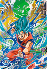 Goku - SH8-HCP1 - CP - Prism Holo