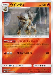 Arcanine - 008/024 - Common - Mirror Holo