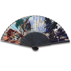 Folding Fan: Path of Radiance: Laguz (Ship Date: End of May)