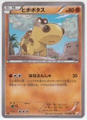 Hippopotas - 013/027 - Common - Holo