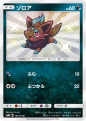 Zorua - 185/150 - Shiny Holo
