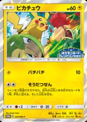 Pikachu - 227/SM-P - Purchase Campaign -Holo