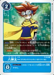 Yagami Taichi - P-012 - Holo